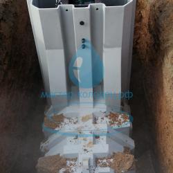 Септик ЮНИЛОС автономная канализация - заказ в Московской области под ключ